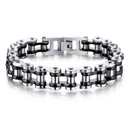 Cool-Men-Biker-Bicycle-Motorcycle-Chain-Men-s-Bracelets-Fashion-4-Color-316L-Stainless-Steel-Jewelry